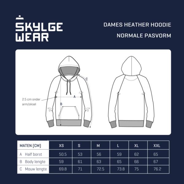 Skylgewear_maattabel_hooded_sweaters_dames
