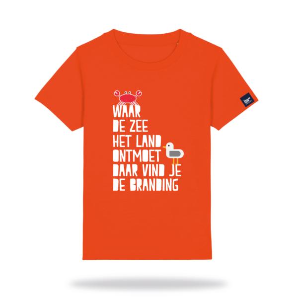 Kids_Tshirt_Brandingwear_rood_voor