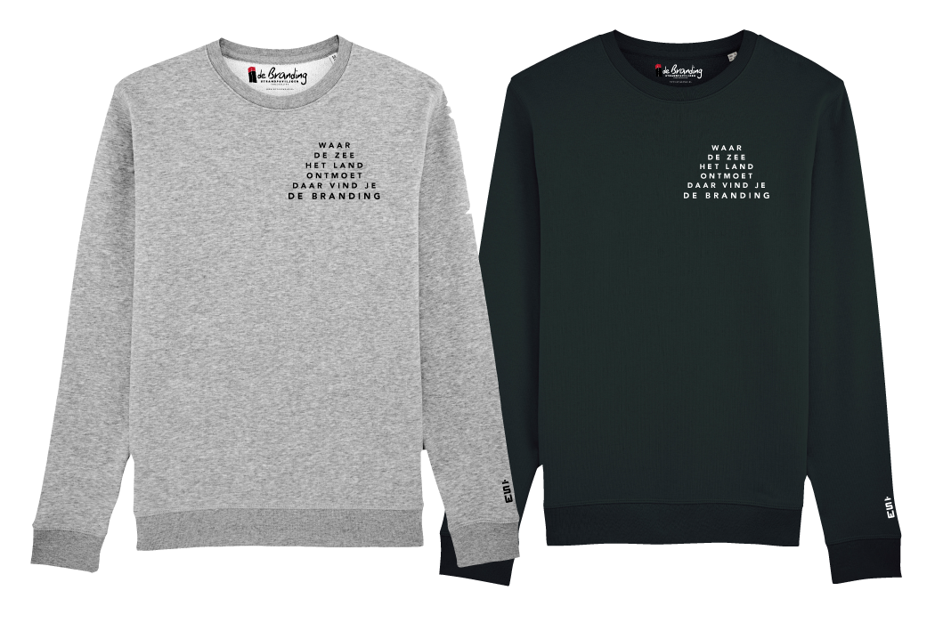 Sweater Strandpaviljoen De Branding Terschelling