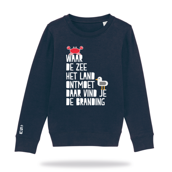 Kids_Sweater_Brandingwear_navy_voor