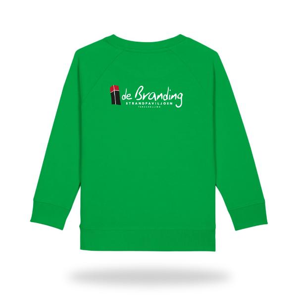 Brandingsweater_kids_groen_achter