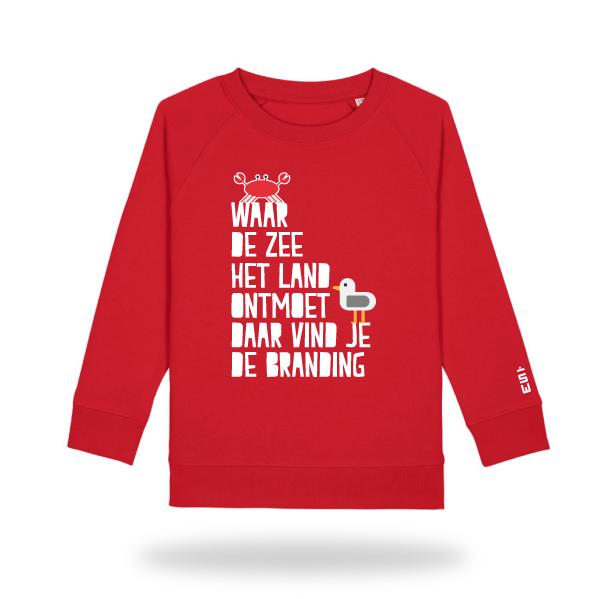 Brandingsweater_kids_rood_voor