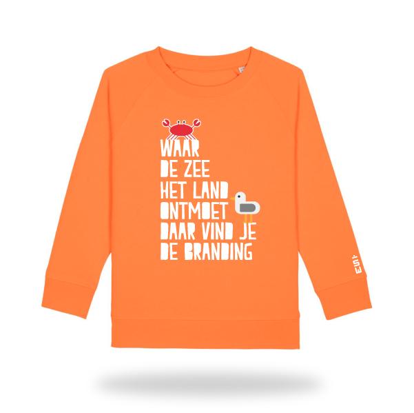 Brandingsweater_kids_voor_meloen